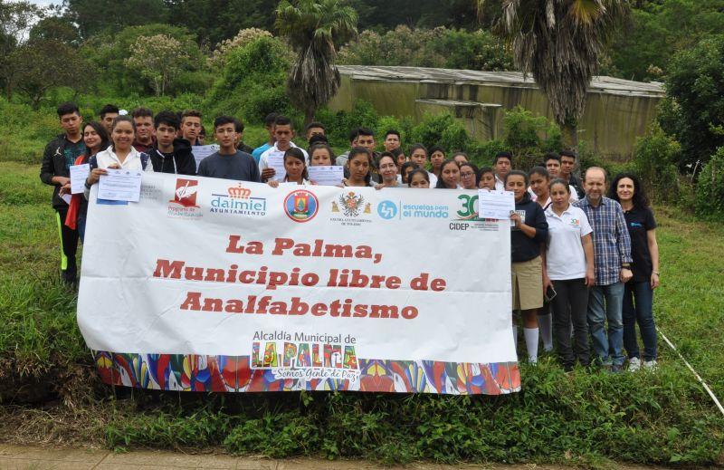 Premio a la Solidaridad y la Cooperación Toledo Cultura de Paz
