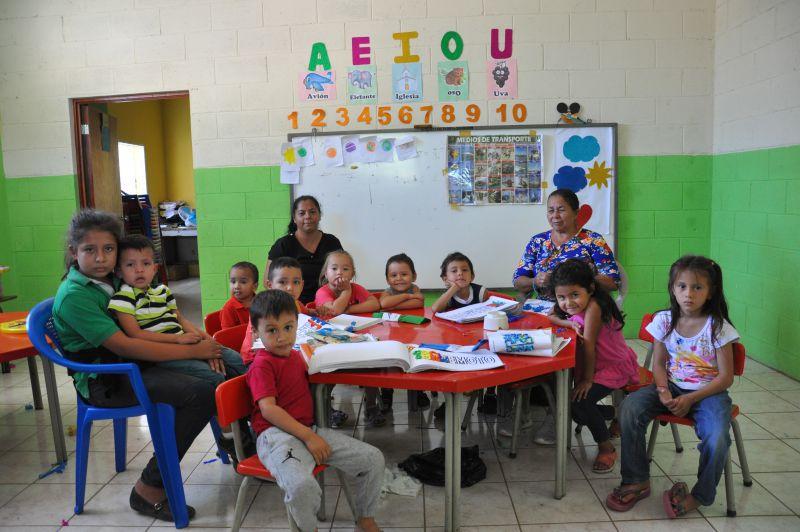 Educación y Desarrollo Integral de la primera infancia en el municipio de El Paisnal, El Salvador