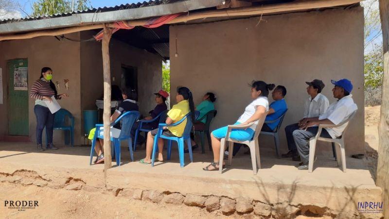 Fortalecimiento de la seguridad alimentaria de familias afectadas por los huracanes Eta e Iota en diez comunidades del Municipio de Totogalpa, Madriz, Nicaragua.