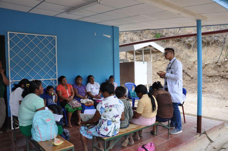 Educación para la salud materno infantil en el municipio de Totogalpa, Nicaragua